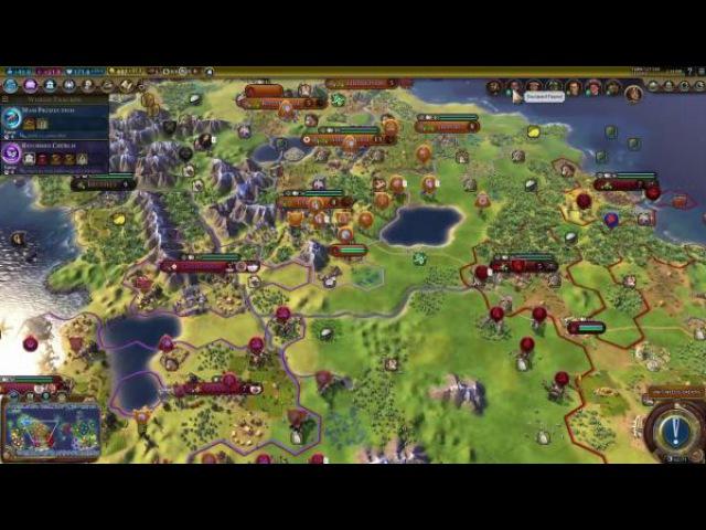 Civilization VI Rise and Fall - Нюансы игрового процесса - Русский трейлер (озвучка)