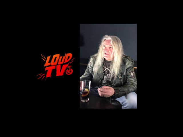 New Video interview with Biff from SAXON for Thunderbolt 1st reactions with Eddie Clarke death