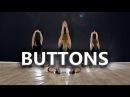 BUTTONS - Pussycat dolls. TWERK choreo by Anna Volkova