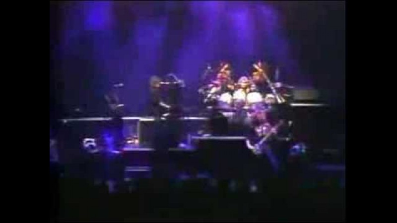 Kee Marcello (guitar solo) - EUROPE - The Final Countdown World Tour 1987 (Live in London)