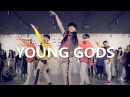 Total Ape - Young Gods / Jane Kim Choreography .