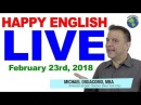 Talking About Age, Why vs How come, Be / Get Used To - Michael From Happy English