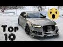 Best of Audi Quattro in snow - TOP 10
