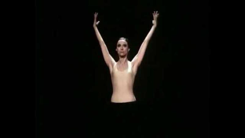 Майя Плисецкая. Bolero Мориса Равеля, воплощённое в хореографии Мориса Бежара