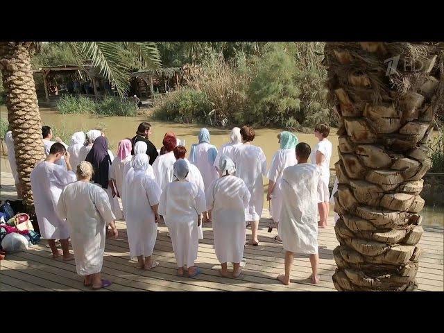 «Путь Христа». Документальный фильм