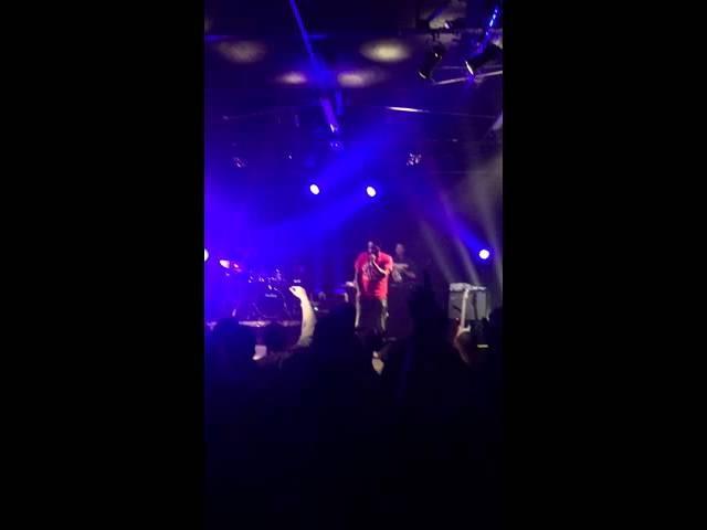 Pharoahe Monch - Broken Again Live @TPO Bologna 12/03/16 with Ezra Collective Dj Booglie Blind
