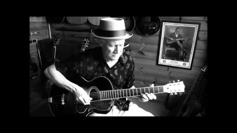 Early Morning Blues Blind Blake played on a Arrenbie archtop
