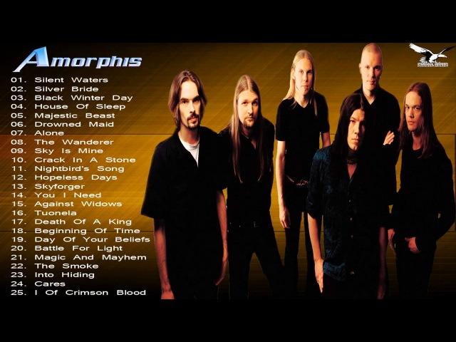 Amorphis Greatest Hits Full Album - Amorphis Pparhaat Laulut