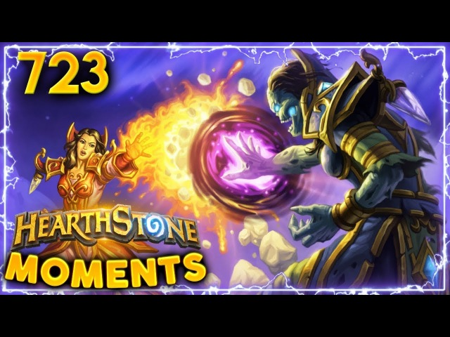 Just Warrior Priest Problems...!! | Hearthstone Daily Moments Ep. 723
