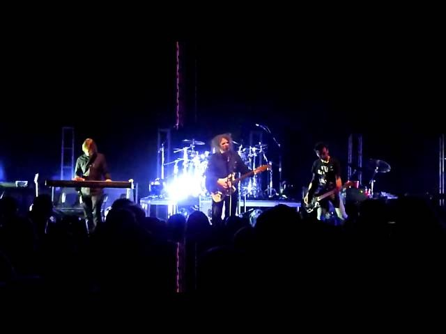 The Cure, Three, Live at Beacon Theater NYC, 112611