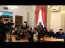 Видео ПН Защитники памятников в Николаеве грозятся бить приезжих бандеровцев