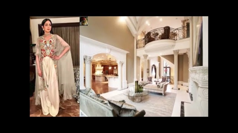 Sridevi House in Mumbai Inside Video With Husband Daugthers | Sridevi House