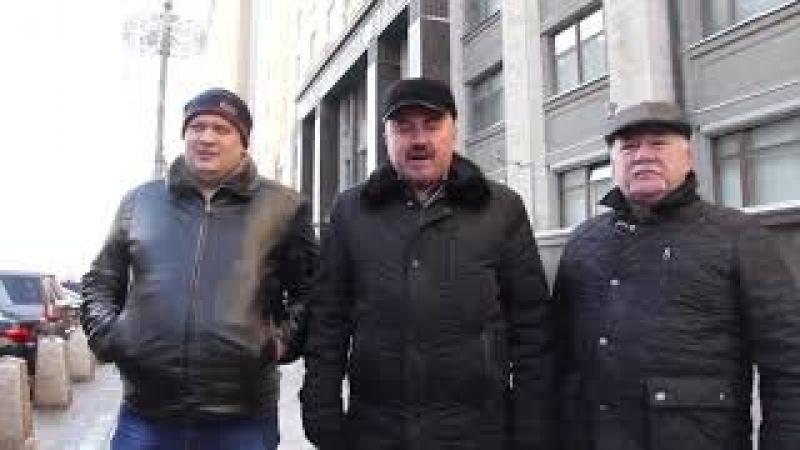 Сотрудники ПАТП-№1 г. Орла: Нас не сломить!