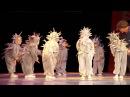 Танец Ёжиков 31.10.2015 КонцертХоровод народов мира, РКЦ.