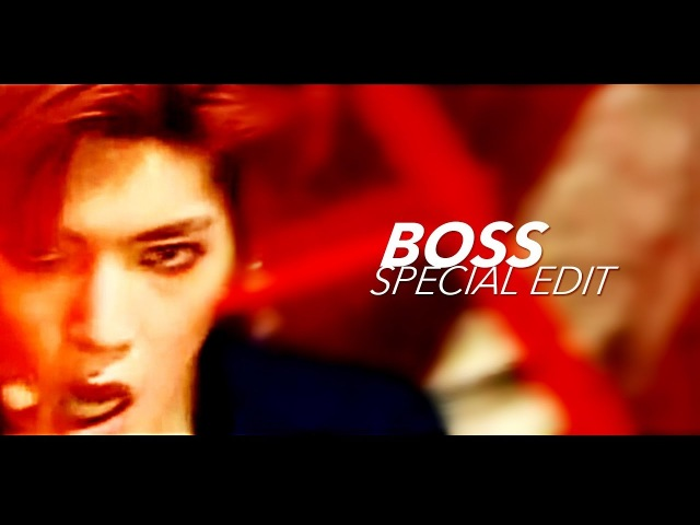 [LIVE] NCT U(엔시티 유) 「BOSS」Stage Mix(교차편집) Special Edit.