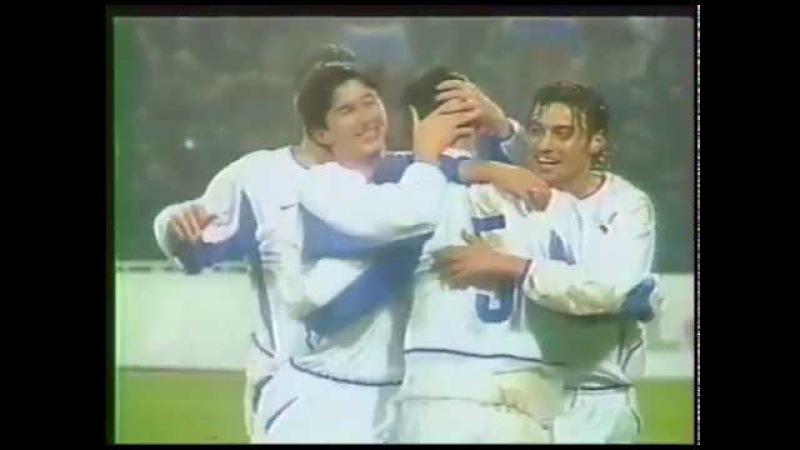 2002 г. 16 октября. Волгоград. Отборочный матч Евро-2004. РОССИЯ - АЛБАНИЯ - 4:1