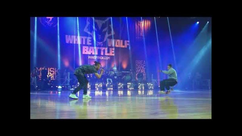Beetle VS DS Flamingo ✘ SOLO 1/8 final ✘ White Wolf Battle 2018