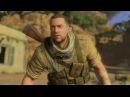 GamePlay 508 Sniper Elite 3 Часть 6 Перевал
