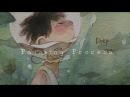 Painting Process 수채화 일러스트 Watercolor illustration deep sea by jiyeon