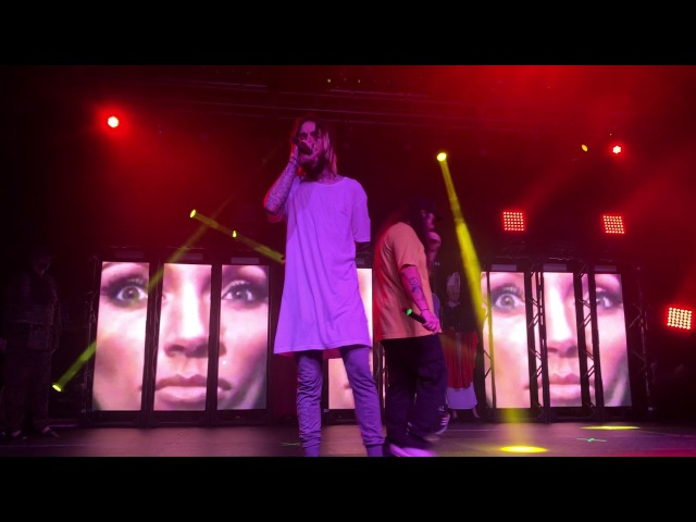 14 - Paris $outh $ide $uicide - $uicideboy$ (Live in Charlotte, NC - 11/30/17)