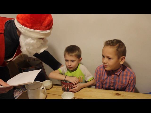 Meeting Santa Clause (Winter Mini-Camp)