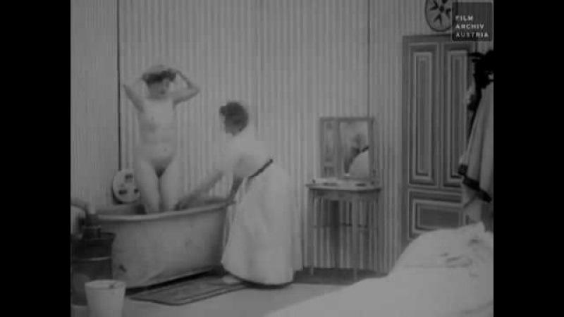 Im Bade - В ванне_1908