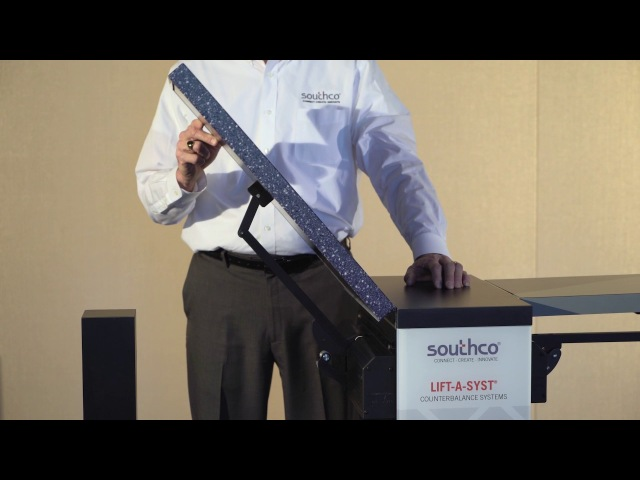 LIFT-A-SYST® 20 Series Counterbalance System