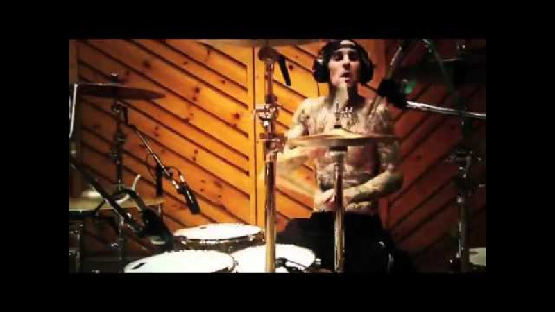 Travis Barker - Drum Solo Warm Up