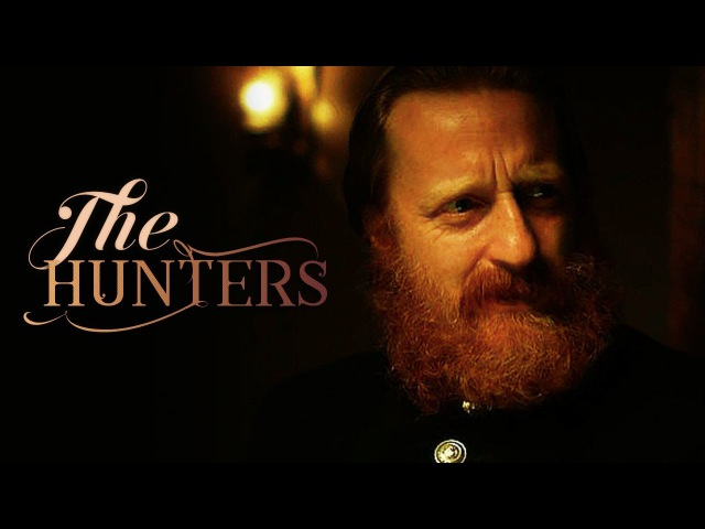 The hunters x ripper street