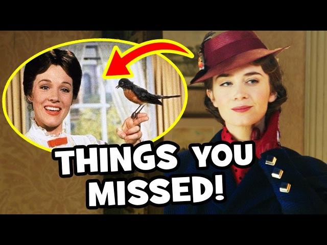 MARY POPPINS RETURNS Trailer Breakdown, Easter Eggs Things You Missed