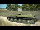 IL 2 Sturmovik Tank Crew Tank Treads and Trees Braking