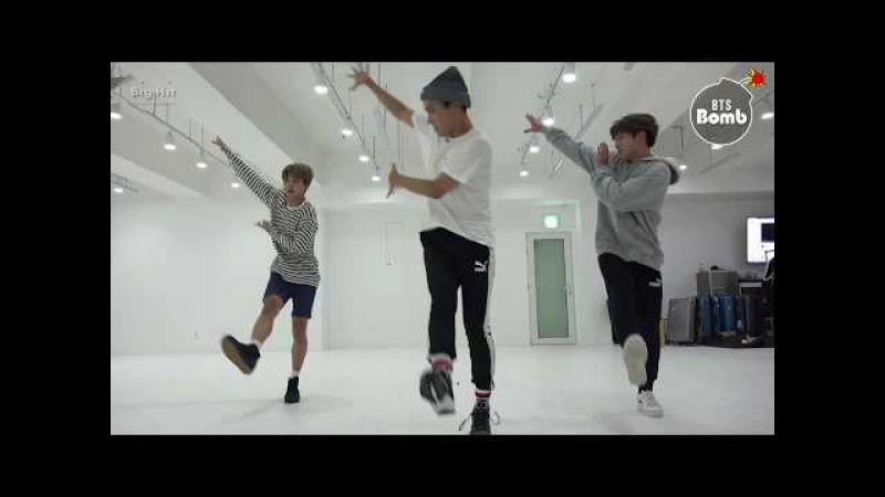 [BANGTAN BOMB] 613 BTS HOME PARTY Practice - Unit stage '삼줴이(3J)' - BTS (방탄소년단)