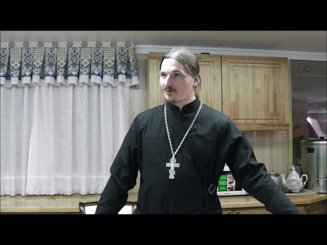 Духовная встреча с иеромонахом Анатолием из Печор часть 1