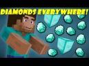 Minecraft видео выживание ОСТРОВ КОСМИК в Поисках Алмазов 2