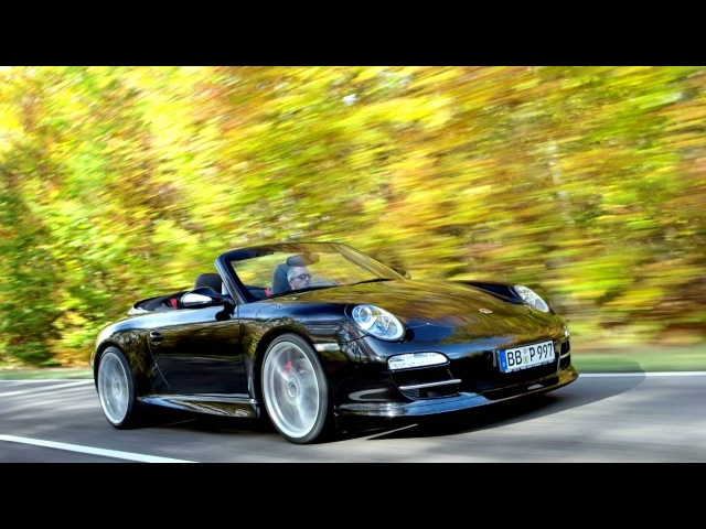 TechArt Porsche 911 Carrera Cabriolet Aerokit I 997 2009
