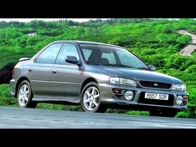 Subaru Impreza SRX GC '1998–2000