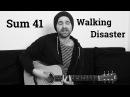 Walking Disaster - Sum 41 cover by Seb Sedobra