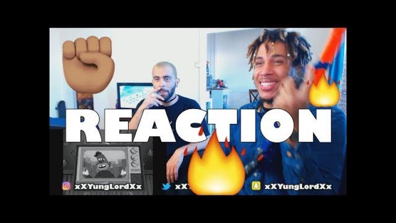 🔥✊ REACTION! ✊🔥 Jay-Z - The Story of O.J.