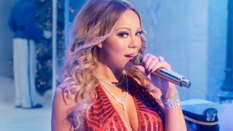 Mariah Carey All I Want For Christmas Is You - The Keys of Christmas