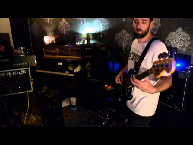 Tangled Thoughts of Leaving - The Albanian Sleepover - Part One - Live at Studio Sleepwalker's Dread