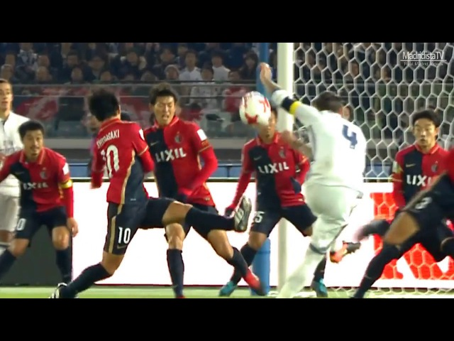 Real Madrid vs Kashima Antlers 4 2 Full Highlights 18 12 2016 HD 1080i