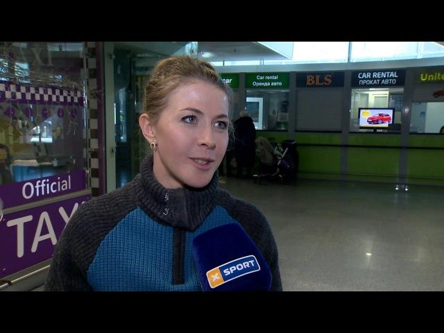 Юлия Джима, биатлонистка сборной Украины. Об итогах сезона и возможном завершении карьеры