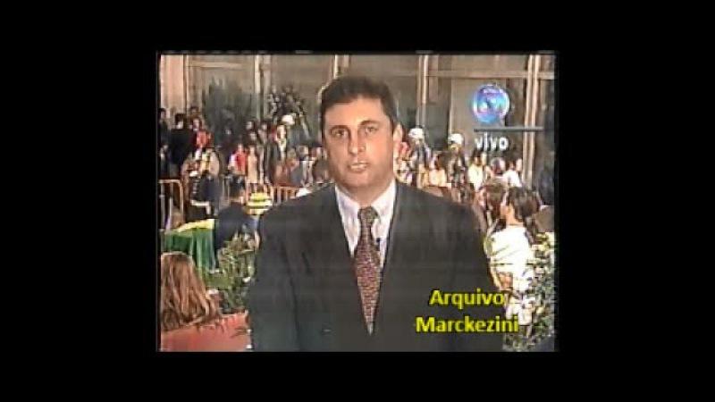 Jornal Nacional - 04/05/1994 (Globo)