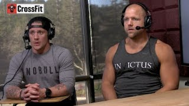 CrossFit Podcast Ep. 18.09: Matt Bickel Sam Dancer