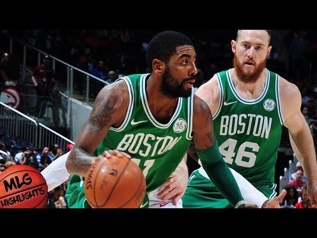 Обзор НБА Атланта Хоукс – Бостон Селтикс 19.11.17