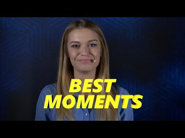 Лучшие моменты аналитики cs go summit 2018 (feat starladder5) | Петрик и Хаос | Тоня и Райз | кс го