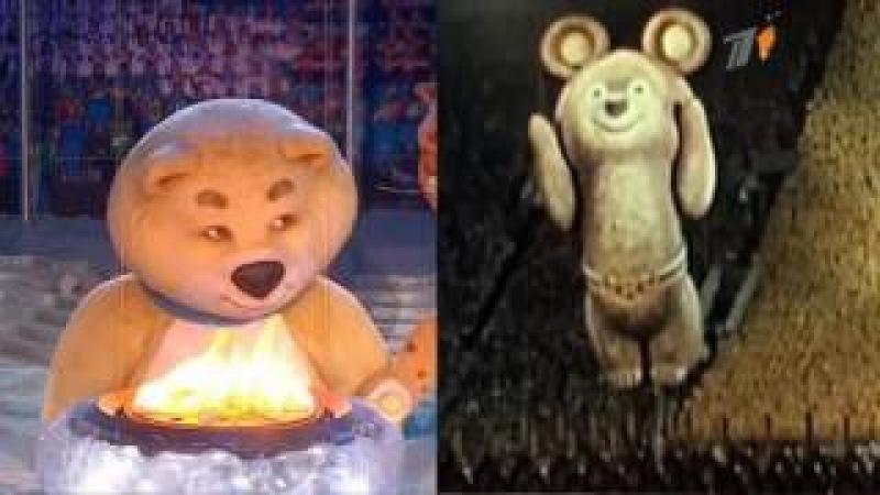 Олимпийские игры в Сочи 2014 под песню