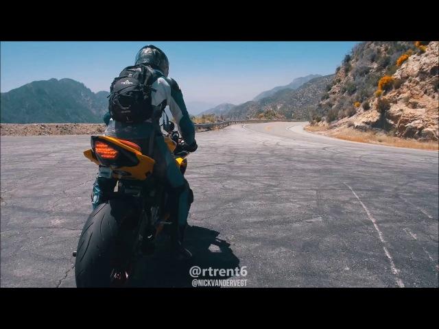 Yamaha R6 VERY LOUD Flybys Knee Down
