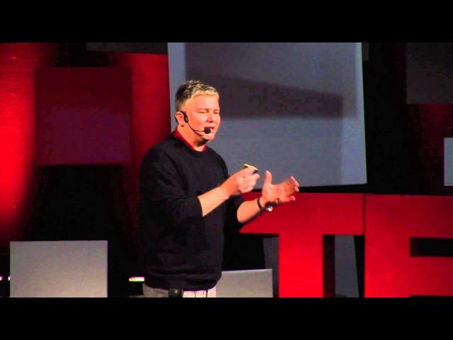 Testa cuore mani per innovare il mondo Cristiano Bottone at TEDxBologna