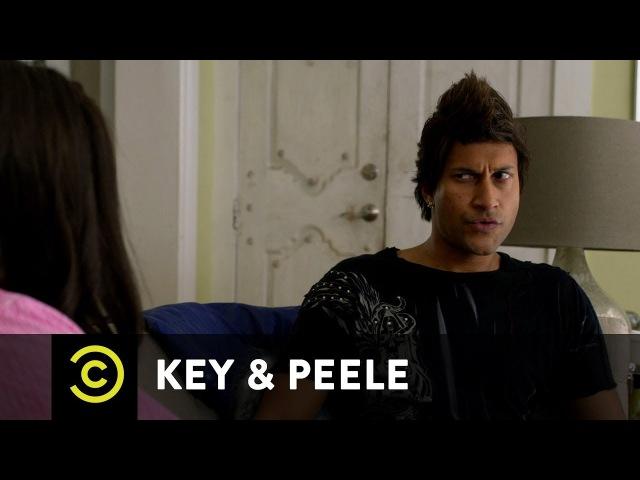 Key Peele -Meegan and Andre Break Up